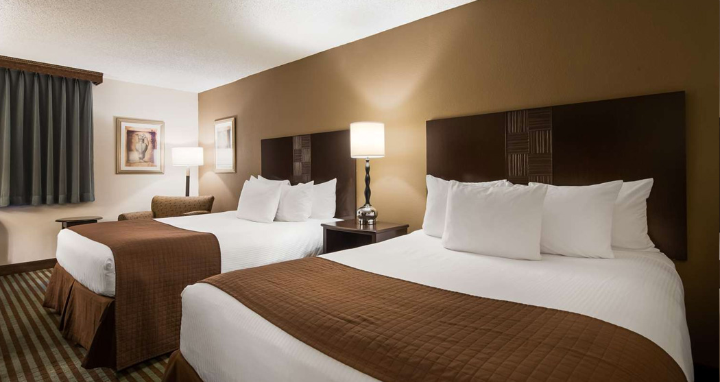 Hotels With Jacuzzi In Room Kansas City
